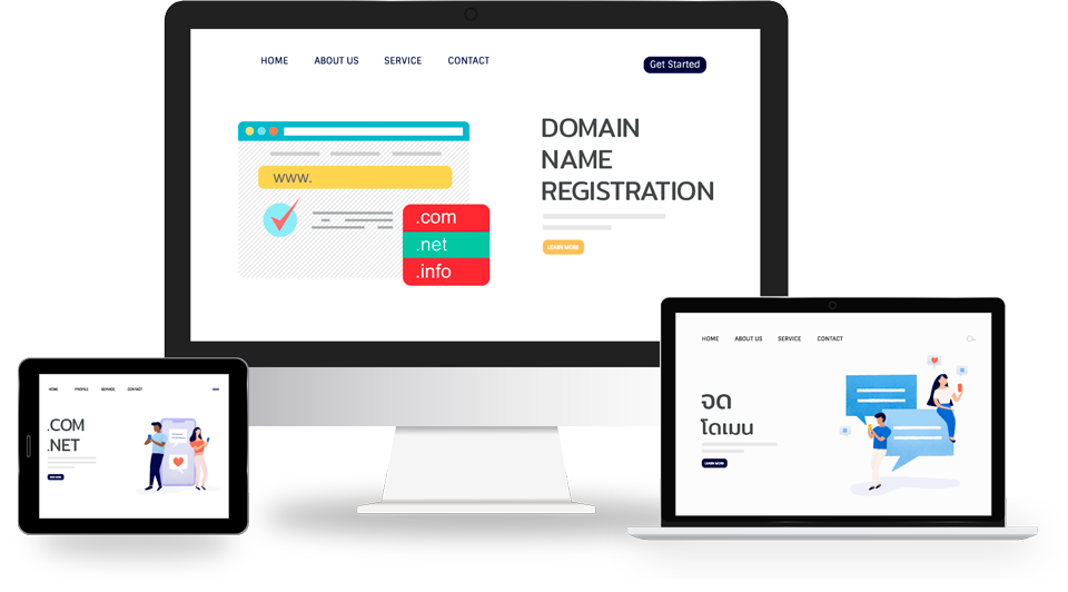 Anet Domain name registeration