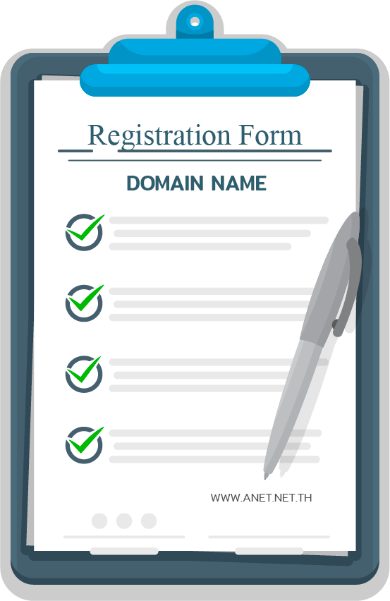 Anet Domain name registeration 2